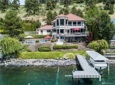 Douglas County, Chelan County Single Family Home For Sale: 3501 Chelan Blvd