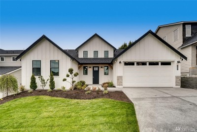 Marysville Single Family Home For Sale: 6203 37th Place NE