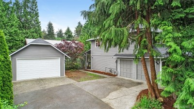 Shoreline Single Family Home For Sale: 923 NE 171st Place