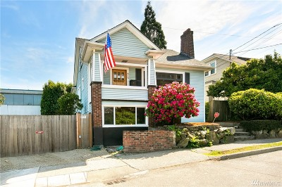 Seattle Multi Family Home For Sale: 815 N 45th St
