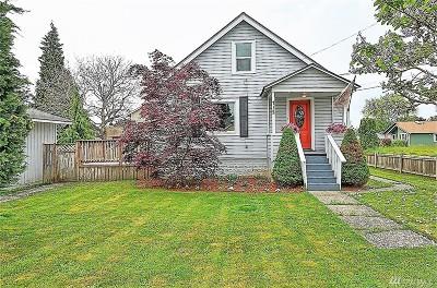 Everett WA Single Family Home For Sale: $379,947