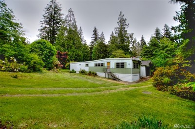 Shelton Single Family Home For Sale: 261 SE Crescent Dr