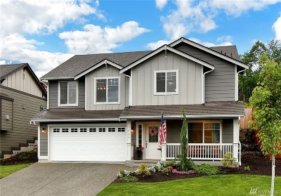 Sedro Woolley Single Family Home For Sale: 1602 W Gateway Heights Lp