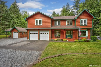 Poulsbo Single Family Home For Sale: 16099 Bay Ridge Dr NW