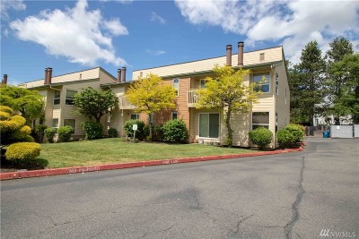 King County Condo/Townhouse For Sale: 23617 112th Ave SE #F201