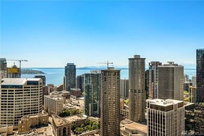 Seattle Condo/Townhouse For Sale: 737 Olive Wy #3509