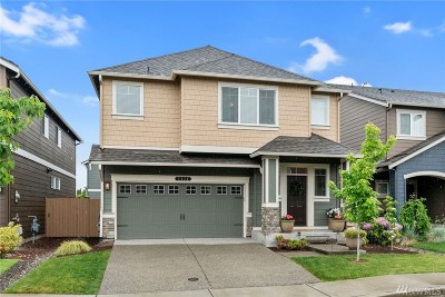 Puyallup Single Family Home For Sale: 1111 27th St NW