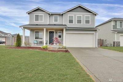 Orting Single Family Home For Sale: 201 Gipple St NE