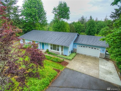 Thurston County Single Family Home For Sale: 11008 Chaucer St SE