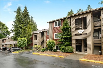 King County Condo/Townhouse For Sale: 15707 4th Ave S #4-21