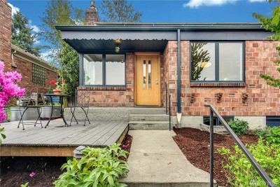 Seattle Single Family Home For Sale: 4314 12th Ave S