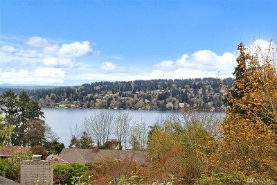 Lake Forest Park Single Family Home Contingent: 15602 36th Ave NE