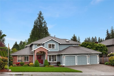 Sammamish Single Family Home For Sale: 23512 NE 19th Dr