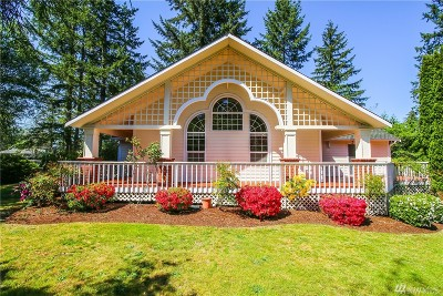 Olympia Single Family Home Pending Inspection: 3620 13th Ave SW