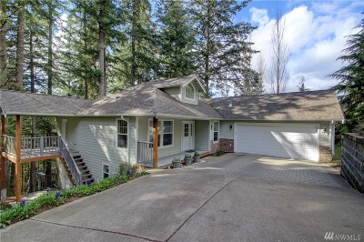 Bellingham WA Single Family Home For Sale: $429,900