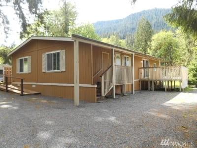 Granite Falls Single Family Home For Sale: 34016 Mountain Loop Hwy