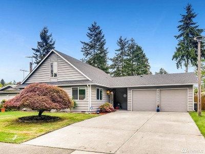 Federal Way Single Family Home For Sale: 28510 20th Ave S