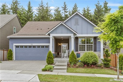 Bonney Lake Single Family Home For Sale: 13901 197th Ave E