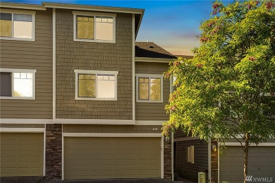 Everett Condo/Townhouse For Sale: 5300 Glenwood Ave #A2