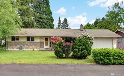 Snohomish County Single Family Home For Sale: 5401 74th St NE
