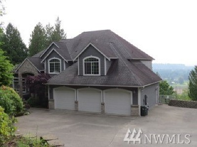 Bonney Lake Single Family Home For Sale: 17802 Elhi Rim Rd E