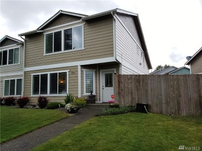Olympia Single Family Home Pending Inspection: 2710 10th Ct SE