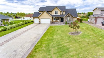 Moses Lake Single Family Home For Sale: 920 S Camas Place