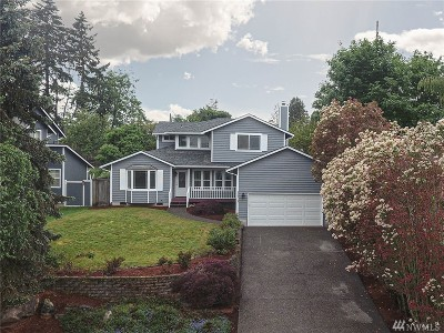 Federal Way Single Family Home For Sale: 32313 20th Place SW
