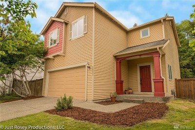 Snohomish County Single Family Home For Sale: 14311 Autumns Ave SE