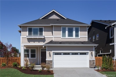 Everett WA Single Family Home For Sale: $560,990