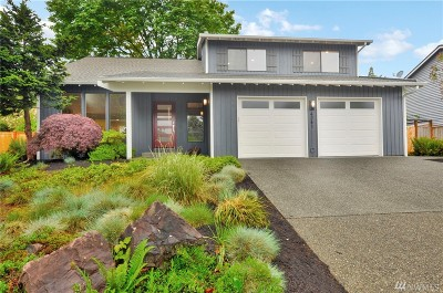 Issaquah Single Family Home For Sale: 4241 191st Ave SE