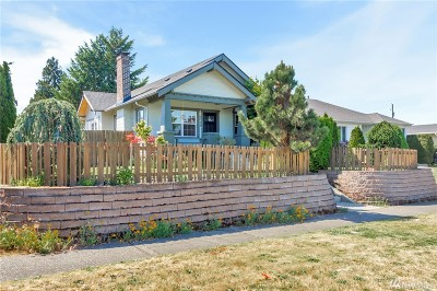 Tacoma Single Family Home For Sale: 6048 S Lawrence St
