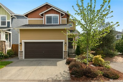 Lynnwood Single Family Home For Sale: 2520 192nd Place SW