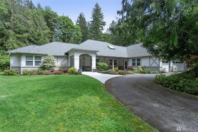 Bainbridge Island Single Family Home For Sale: 13940 Ellingsen Rd NE