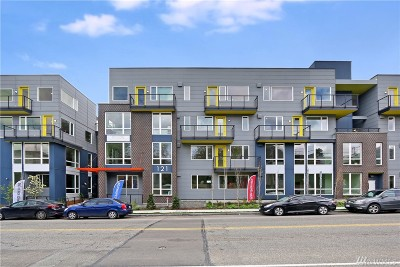 Condo/Townhouse Sold: 121 12th Ave E #205