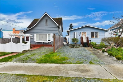 La Conner, Anacortes Single Family Home For Sale: 1005 20th St