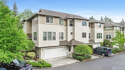 Bothell Condo/Townhouse For Sale: 15 164th St SW #K-2