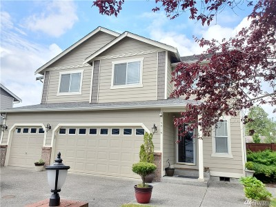 Puyallup Single Family Home For Sale: 15014 80th Av Ct E