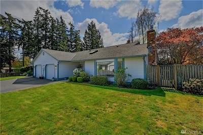Edmonds Single Family Home For Sale: 22124 76th Ave W #A