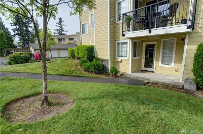 Federal Way Condo/Townhouse For Sale: 28708 18th Ave S