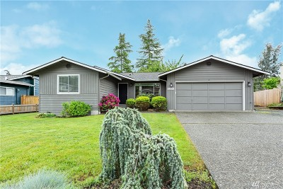 Edmonds Single Family Home For Sale: 5304 150th Place SW