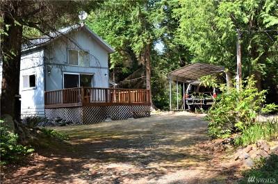Brinnon Single Family Home For Sale: 21 Birch Ct