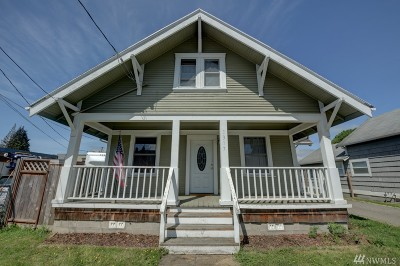 Single Family Home For Sale: 1317 S 3rd St