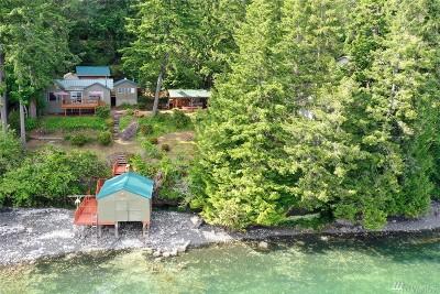 Brinnon Single Family Home For Sale: 91 Cedar Cove Rd