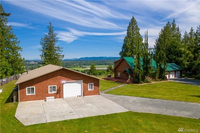 Stanwood Single Family Home For Sale: 6733 Silvana Terrace Rd