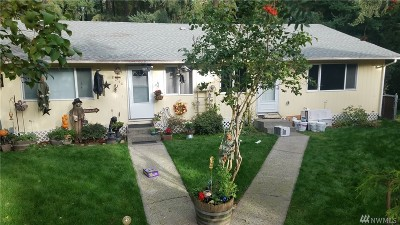 Pierce County Multi Family Home For Sale: 8238 8240 59th Ave E