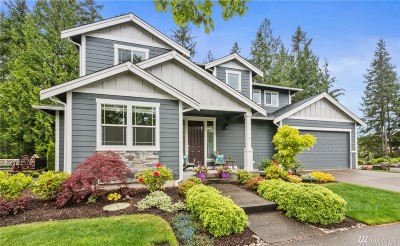 Gig Harbor Single Family Home For Sale: 11548 Griffin Place NW