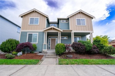 Lacey Single Family Home For Sale: 8531 15th Ave SE