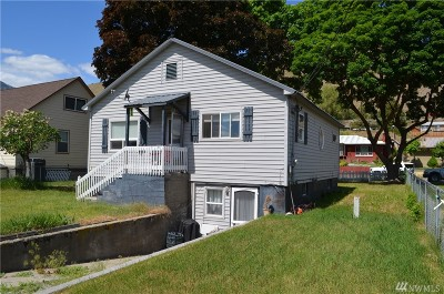Pateros Single Family Home For Sale: 217 Beach St