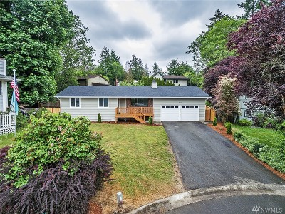 Federal Way Single Family Home For Sale: 2630 SW 347th Place